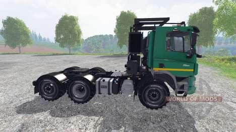 Tatra Phoenix T 158 v1.1 pour Farming Simulator 2015