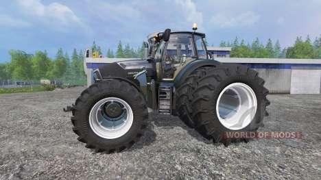 Deutz-Fahr Agrotron 7250 Warrior v4.0 pour Farming Simulator 2015