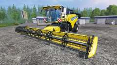 New Holland CR 9090 [SmarTrax]