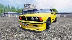 BMW M635CSi (E24) v1.0