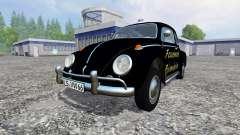 Volkswagen Beetle 1966 [feuerwehr]