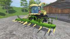 Krone Big X 580 [no gloss]