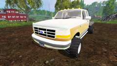 Ford F-150 XL 1992 [flatbed]