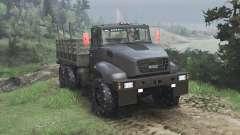 Le KrAZ B18.1 [08.11.15] pour Spin Tires