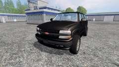 Chevrolet Suburban [custom]
