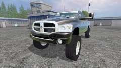Dodge Ram 3500 2007 [wide stance] v1.2