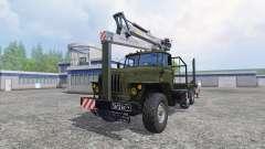 Ural-4320 [bois]