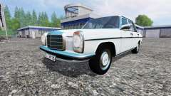 Mercedes-Benz 200D (W115) 1973 v1.1