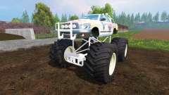 PickUp Monster Truck Jam für Farming Simulator 2015