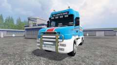 Scania T164 [tanker]