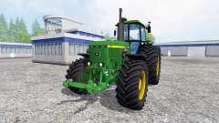 John Deere 4455 4WD