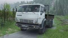 KamAZ 55102 [08.11.15] pour Spin Tires