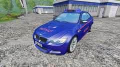 BMW M3 (E92) Notartzt v1.2