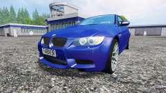BMW M3 (E92) v3.0