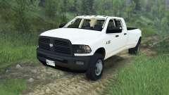 Dodge Ram 3500 dually v1.2 [08.11.15] für Spin Tires