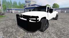 Chevrolet Silverado [tracked] pour Farming Simulator 2015