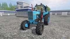MTZ-82 [loader] pour Farming Simulator 2015