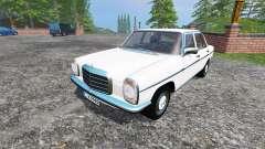 Mercedes-Benz 200D (W115) 1973 v1.5