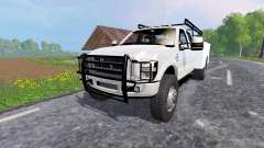 Ford F-350 [service truck]