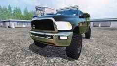 Dodge Ram 2500 2012 v4.0 für Farming Simulator 2015