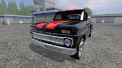 Chevrolet C10 Fleetside 1966 [tuning]