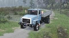 GAZ-3309 [08.11.15] für Spin Tires
