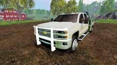 Chevrolet Silverado 3500 [flatbed] v7.0