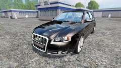 Audi A4 Quattro v1.2