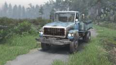 GAZ-3308 [08.11.15] für Spin Tires