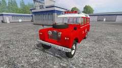 Land Rover Series IIa Station Wagon [feuerwehr]