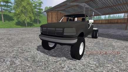 Ford F-150 [superduty semi] pour Farming Simulator 2015