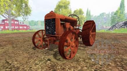 Fordson Model F 1917 [relict] für Farming Simulator 2015