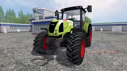 CLAAS Arion 620 [full] pour Farming Simulator 2015