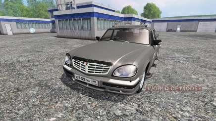 GAZ-3111 Volga für Farming Simulator 2015