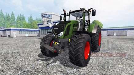 Fendt 822 Vario für Farming Simulator 2015