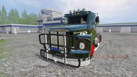 Scania 111 pour Farming Simulator 2015