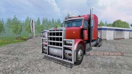 Peterbilt 379 2007 pour Farming Simulator 2015