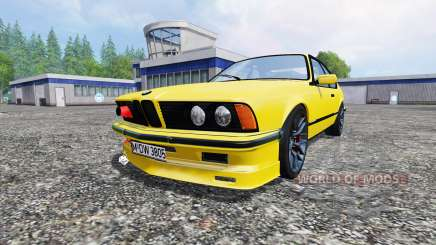 BMW M635CSi (E24) v1.0 für Farming Simulator 2015