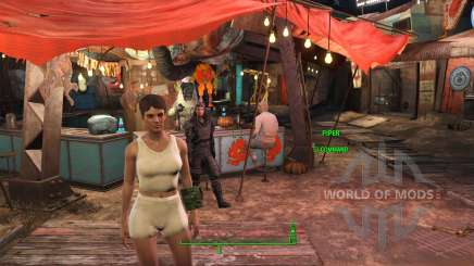 Calientes Beautiful Bodies Enhancer - NN Vanill pour Fallout 4