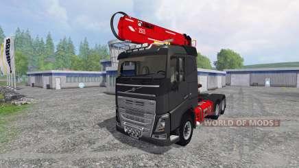 Volvo FH16 750 [grumier] pour Farming Simulator 2015