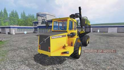 Volvo BM Forwarder pour Farming Simulator 2015