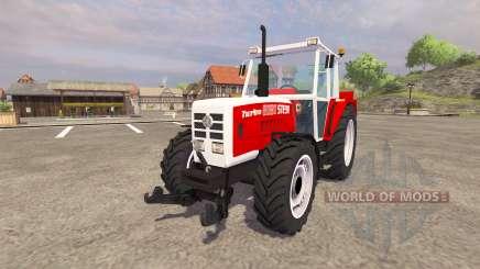 Steyr 8080 Turbo v1.6 pour Farming Simulator 2013