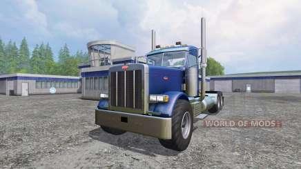 Peterbilt 379 [daycab truck] pour Farming Simulator 2015