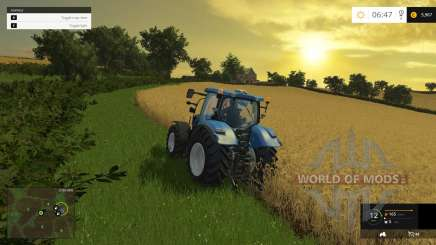 Coldborough Park Farm 2015 v1.2 pour Farming Simulator 2015