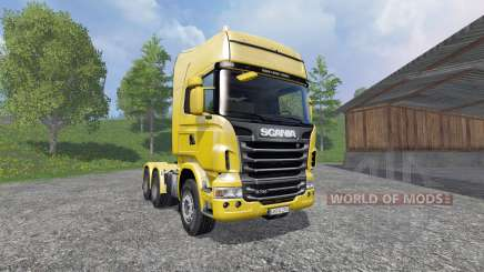 Scania R730 [Lux] für Farming Simulator 2015