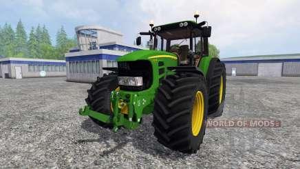 John Deere 7530 Premium v3.0 pour Farming Simulator 2015