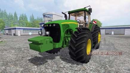 John Deere 8520 v2.5 für Farming Simulator 2015