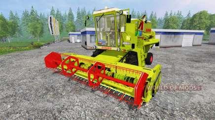 CLAAS Dominator 105 pour Farming Simulator 2015