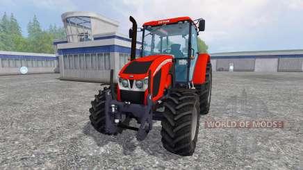 Zetor Forterra 140 HSX [razer edition] pour Farming Simulator 2015