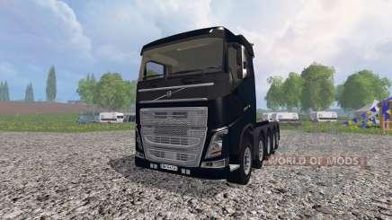 Volvo FH10x4 [heavy duty] v1.1 pour Farming Simulator 2015